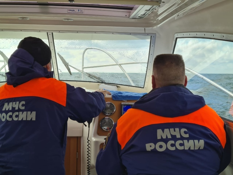 "The specialists of the State Inspectorate for Small Vessels ensure the safety of the All-Russian sailing regatta ""Winter Riviera"""